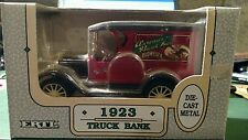 Ertl - 1923 Truck Bank - Anheuser Busch - Budweiser - Diecast Metal