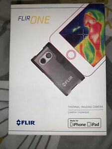 FLIR ONE Thermal Imaging Camera For IPad And IPhone Brand New Sealed