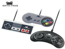 Migliore Rétro Snes Dispositivo USB + Nes Controller + Sega Mega Drive