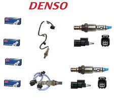 For Accord 3.5 V6 08-10 Calif Set Of Front & Rear Air Fuel Ratio Oxygen Sensors