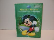 NEW Mickey Mouse Adventure Tales and Stories by Parragon Books Ltd Hardcover