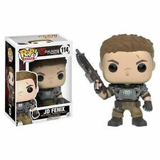 "GEARS OF WAR JD FENIX 3.75"" POP VINYL FIGURE FUNKO 114"