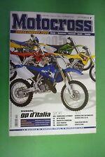 MOTOCROSS 7 LUGLIO 2004 SCORPA TY 125 KTM FESTIVAL TRIAL CERIALE RALLY SARDEGNA
