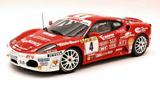 Hot Wheels 1/18 - L9533 Ferrari F430 Challenge Motor #4 Italian Champion 2006