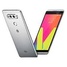 LG V20 64GB 4GB RAM Dual SIM Unlocked Android Smartphone Silver - Excellent