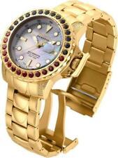 Invicta Reserve 16867 Subaqua Noma II Automático 4.55ctw Gema Diamante Reloj de