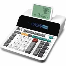 Sharp EL-1901 Paperless Printing Calculator with Check and Correct 12-Digit LCD