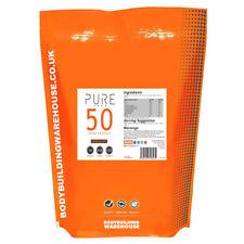 BBW Pure Hemp Protein 500g 100% Natural Vegan Protein Powder Shake - Chocolate