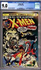 X-MEN # 94 CGC