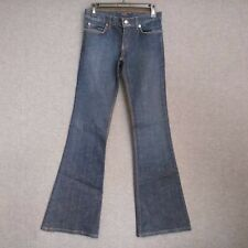 Juicy Couture Flare Low Rise Women's Jeans  Size 28 L