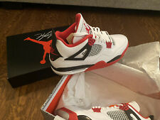 air jordan 4 Fire Red retro
