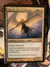 MTG 1x Sigarda, Host of Herons NM AVR Avacyn Restored No Sacrifice EDH Commander