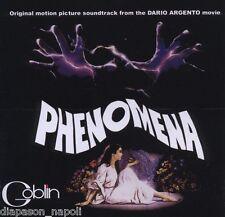 Phenomena Di Goblin, Colonna sonora / O.s.t. - CD