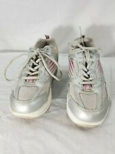 FILA FIT SPORT WALK  SCULPT Toning Sneakers Shoes Pink White Size 8 113196 (Q)