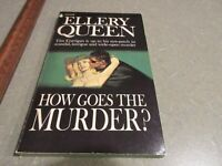 Ellery Queen: How Goes the Murder? Popular Library 1967, 1st thus