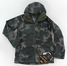 Burton AK 2L GORE-TEX Cyclic Jacket in Wormwood Camo SZ S