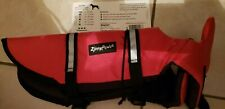 Zippy Paws Dog Life Jacket Flotation Device Reflective - Small