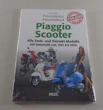 Praxisratgeber Klassikerkauf Piaggio / Scooter Von 1991-2016