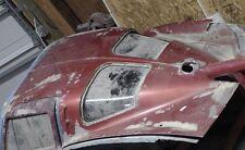 63 Corvette Split Window Coupe used ORIGINAL Fiberglass Roof Skin 1963 Vette, GM