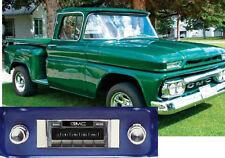 1964-66 GMC Truck AM FM Bluetooth New Stereo Radio iPod USB Aux inputs, 300watt