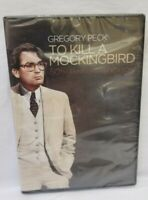 TO KILL A MOCKINGBIRD NEW DVD (HAS TORN PLASTIC WRAP)