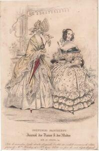 Illustration Journal des dames et de la Mode—Costumes Parisiens—Années 1920