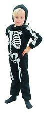 Toddler Skeleton Halloween fancy dress costume for child 2-3 yrs book week