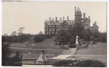 Lancashire; Preston, Miller Park RP PPC By Photochrom, Unposted, c 1930's