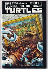 Teenage Mutant Ninja Turtles #3 (1988)  2nd Printing  White Pages
