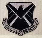 "Avengers/Agents of SHIELD TV Series 3"" SHIELD Command Logo Patch (ASPA-002)"