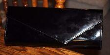New! Chi Straightener Case Purse Black Shiny Clutch, Handbag Only, no chi