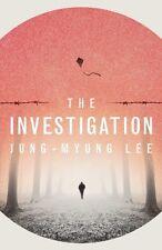 JUNG-MYUNG LEE __ THE INVESTIGATION __ BRAND NEW HARDBACK __ FREEPOST UK