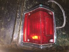 1971 Chevrolet ElCamino drivers side tail light