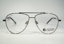 Youth Size CHEAP MONDAY CLAIRVOYANT Dark Chrome Aviator Glasses Frames Eyewear