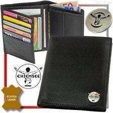 Chiemsee porte-monnaie d'Hommes Portefeuille en cuir NEUF