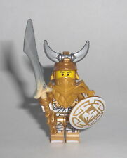 LEGO Ninjago - Drachenmeister mit Drachenrüstung - Figur Dragon Master Wu 70655