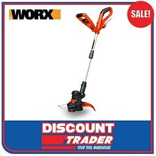 WORX Electric 550W 30cm Grass Trimmer & Edger / Whipper Snipper - WG118E