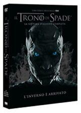 Il Trono di Spade - Stagione 7 (4 DVD - Slipcase) ITALIANO ORIGINALE SIGILLATO -
