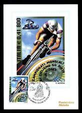 ITALIA REP. - 2000 - Campionati mondiali di ciclismo su pista juniores, maximum