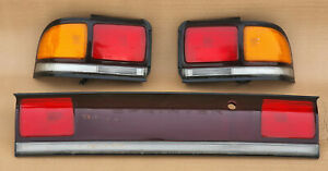 Toyota Sprinter AE100 AE101 2nd Generation TAIL LIGHTS with GARNISH oem jdm used