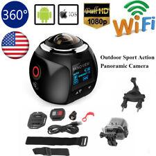 X6S 220 Degree WiFi 360° Panoramic Sport Camera Action Driving Helmet Camera USA