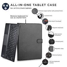 For Lenovo Yoga Case Slim Shell with Detachable Bluetooth Keyboard
