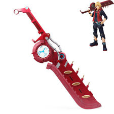 Xenoblade Chronicles Definitive Edition Shulk Monado Prop Cosplay Replica Sword