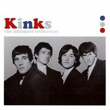 THE KINKS - THE ULTIMATE COLLECTION - NEW 2 CD - IMPORT