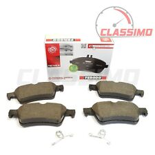 Ferodo Rear Brake Pads for CITROEN C5 Mk 2 & RENAULT LAGUNA Mk 3 - 2008 to 2018