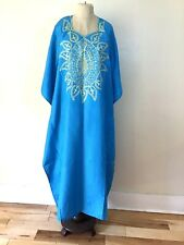 African Queen Kaftan, One Size, Pre-Owned