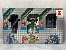 RARE Convertors 3 Pack Ovelon Gazzette Orguss Tulcas whirl transformers robotech