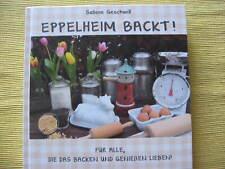 Eppelheim backt - OVP  Landfrauen Art Backbuch