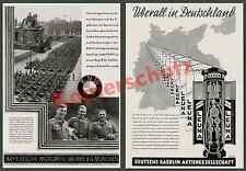 BMW Motorrad Gespann Parade Berlin Nationaldenkmal Sixdays Georg Meier Heer 1936