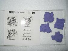 Stampin' Up! Flowers of Gratitude